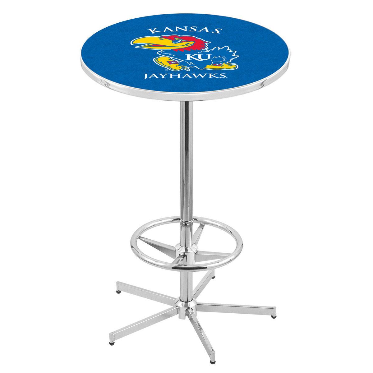 Lovable Chrome Kansas Pub Table Product Photo