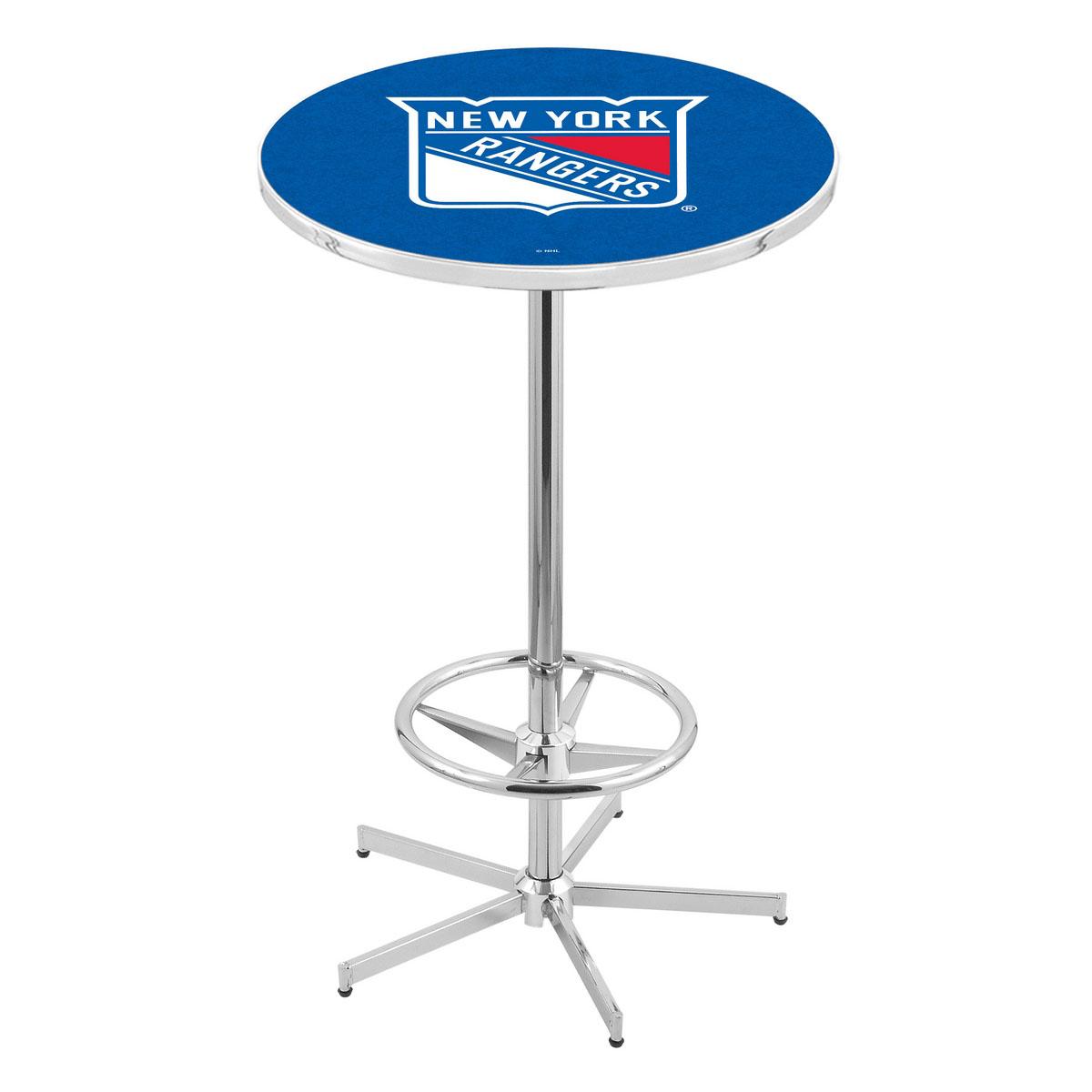 Choose Chrome-York-Rangers-Pub-Table Product Image 2123