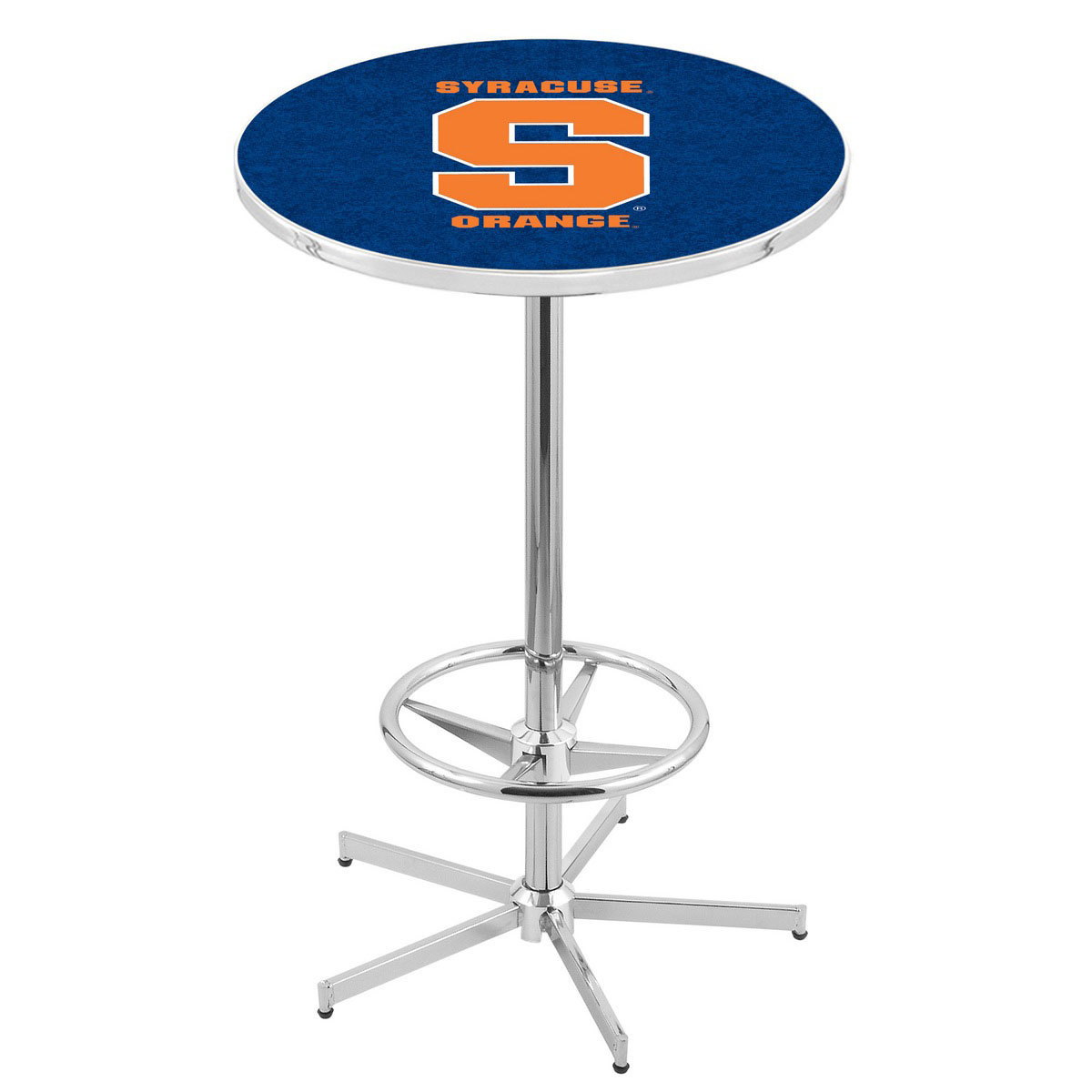 Check out the Chrome Syracuse Pub Table Product Photo