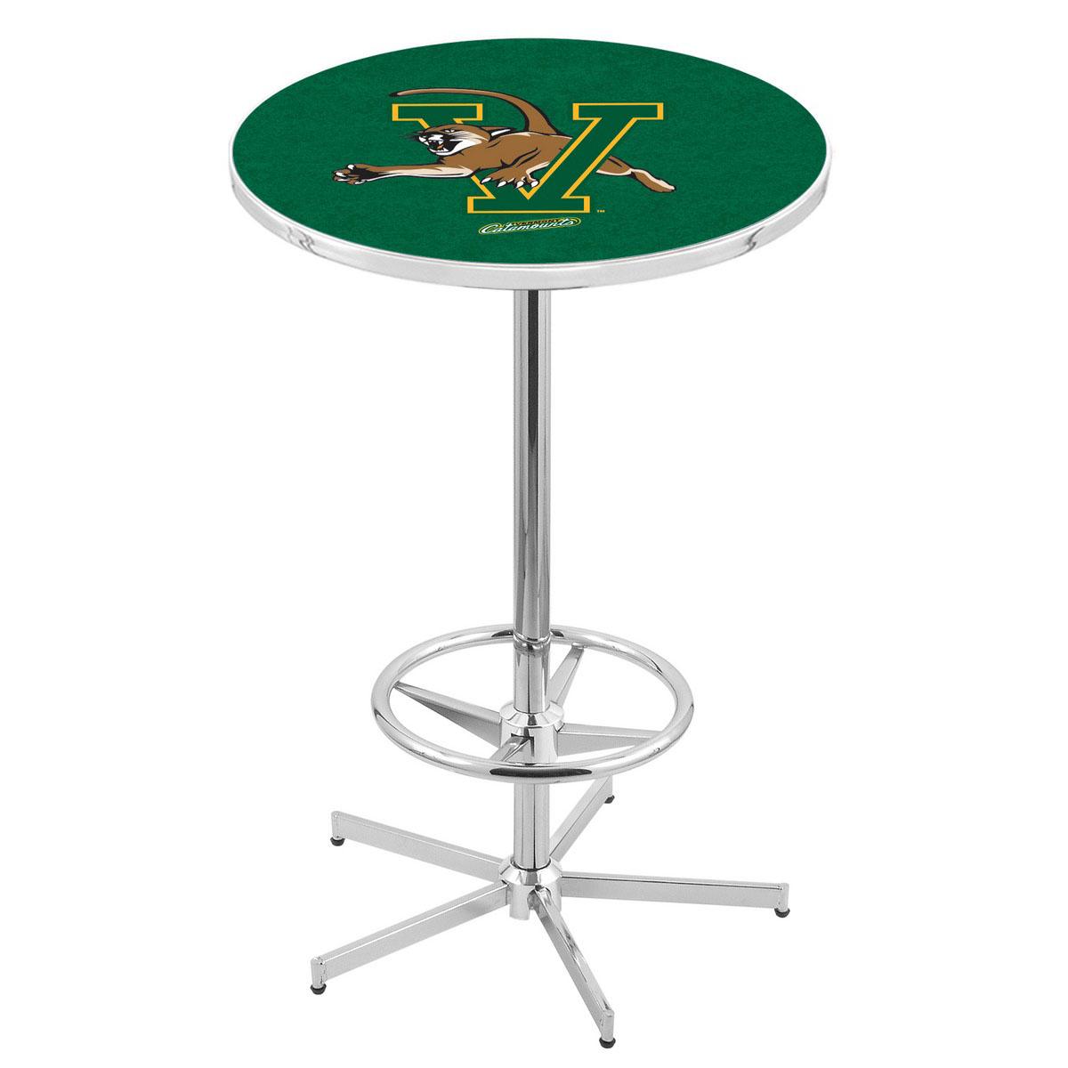 Buy Chrome Vermont Pub Table Product Photo