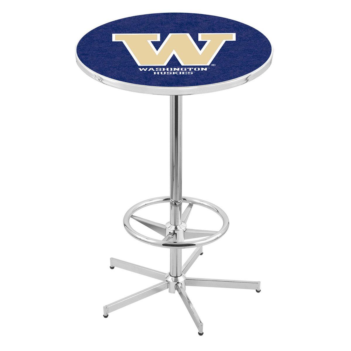 Choose Chrome Washington Pub Table Product Photo