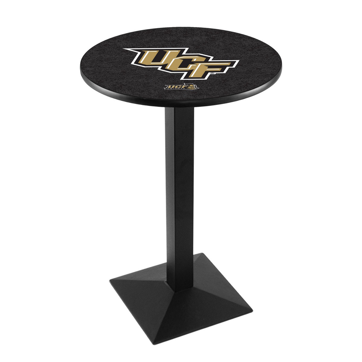 Purchase University Central Florida Logo Pub Bar Table Square Stand Product Photo