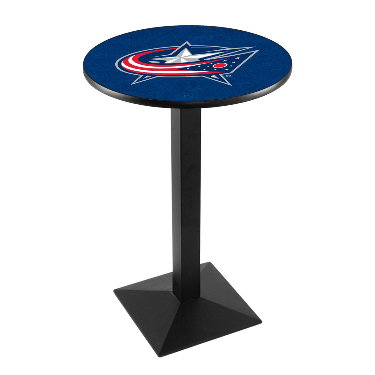 Buy Columbus-Jackets-Logo-Pub-Bar-Table-Square-Stand Product Image 1599
