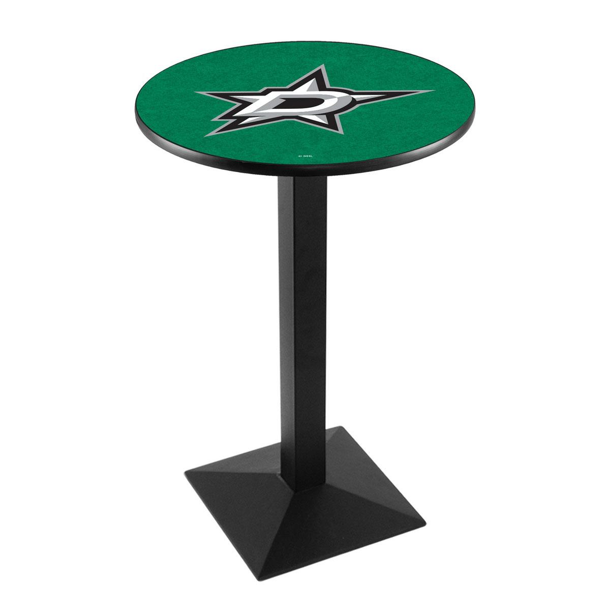 Choose Dallas Stars Logo Pub Bar Table Square Stand Product Photo