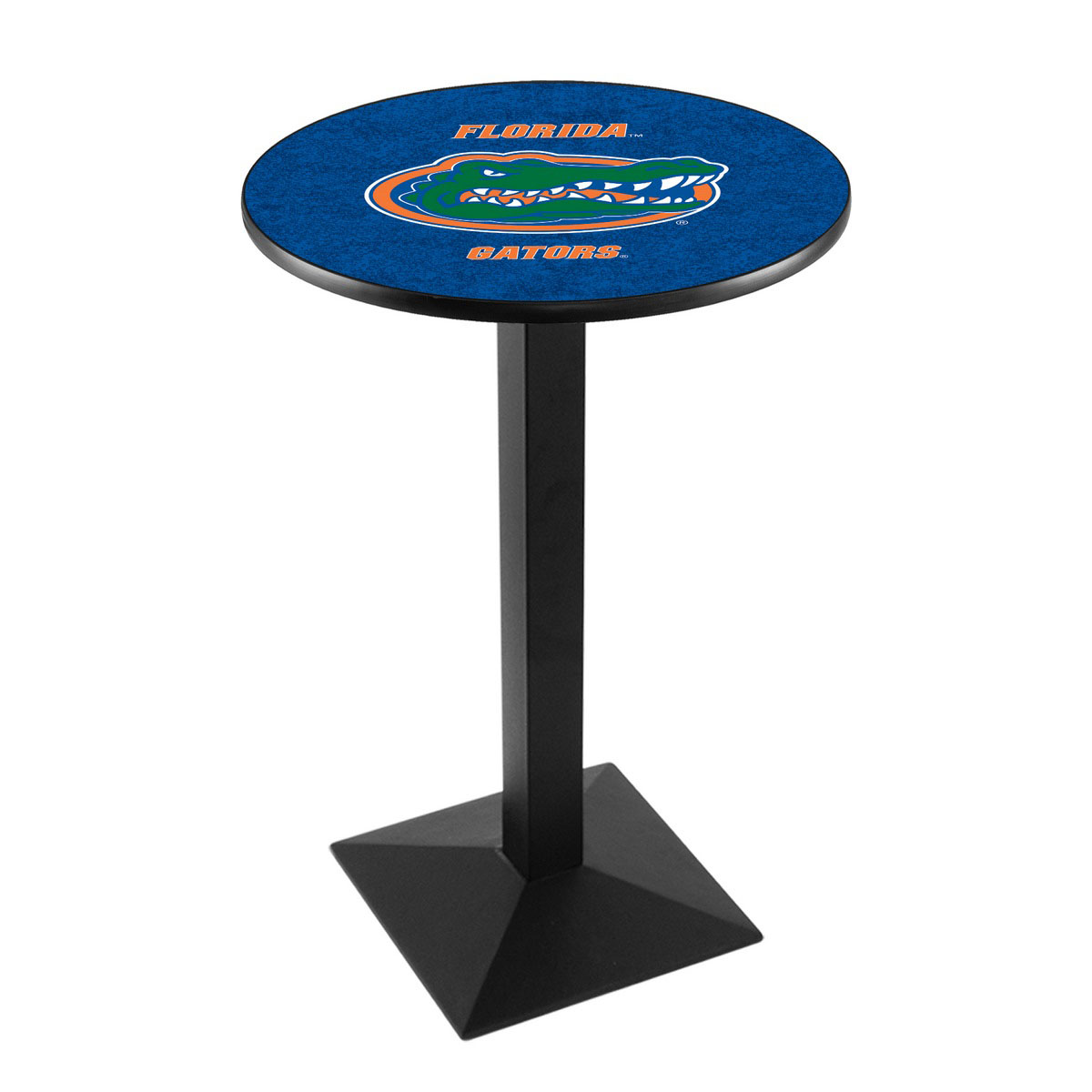 Special University Florida Logo Pub Bar Table Square Stand Product Photo