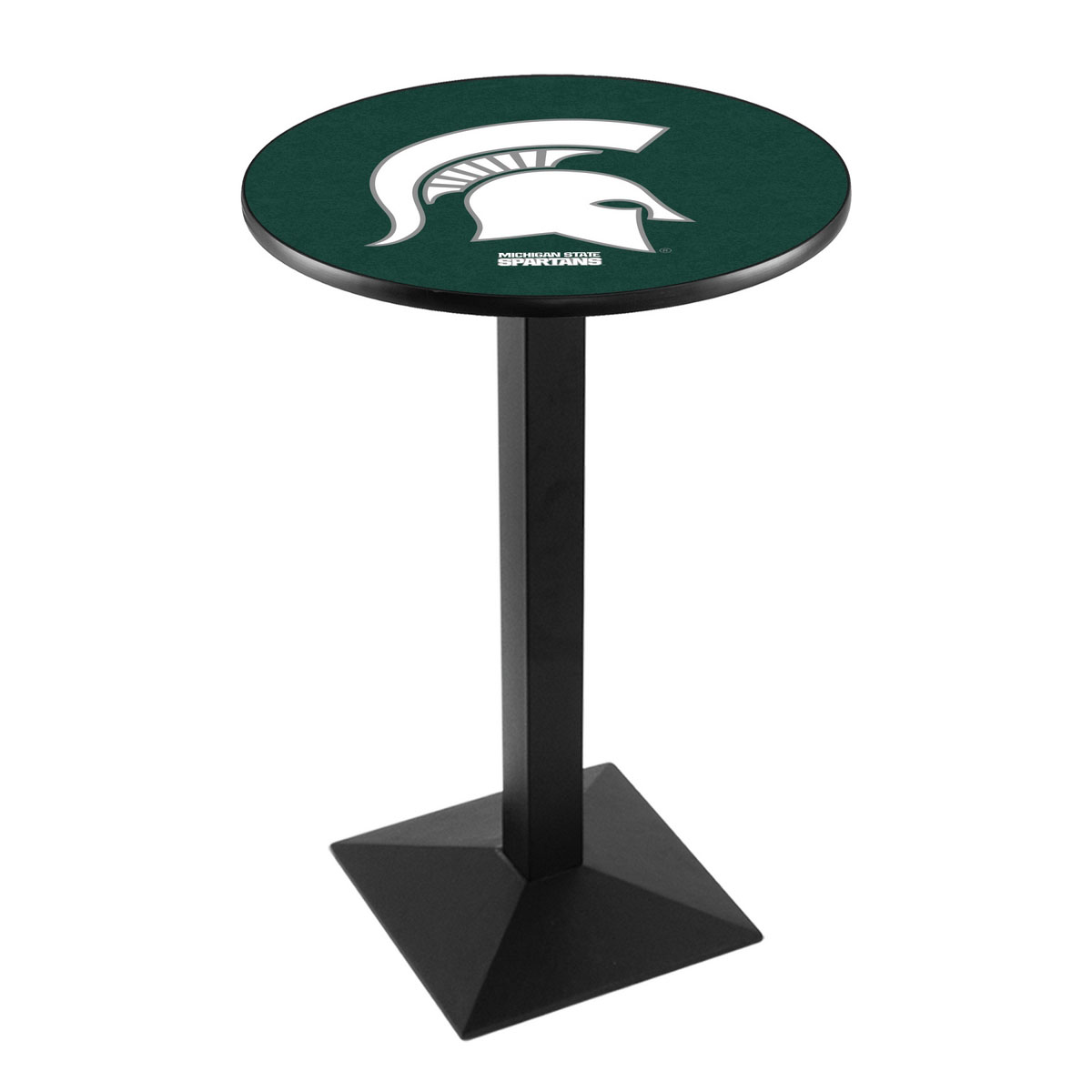 Select Michigan-State-University-Logo-Pub-Bar-Table-Square-Stand Product Picture 1705
