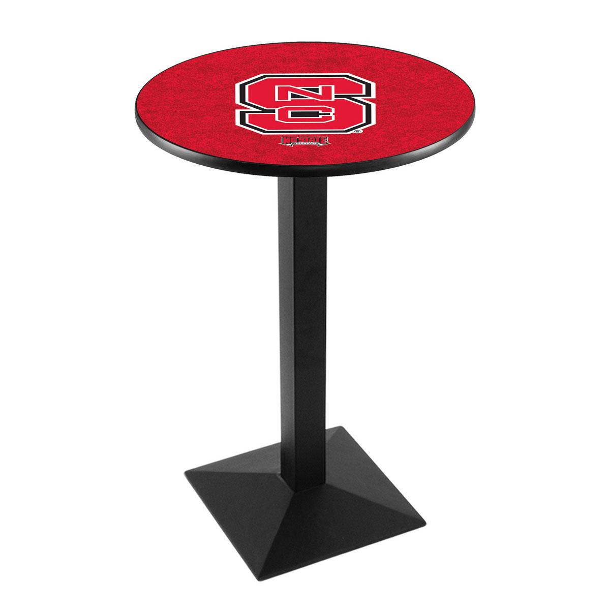 Superb-quality North Carolina State University Logo Pub Bar Table Square Stand Product Photo