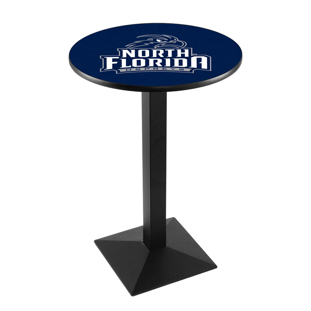 Cheap University North Florida Logo Pub Bar Table Square Stand Product Photo