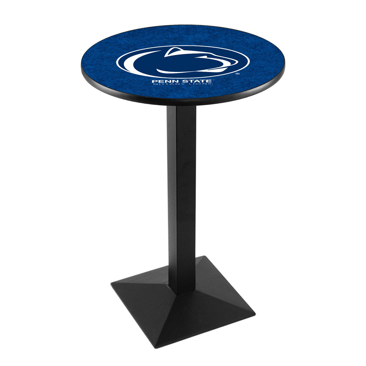Beautiful Pennsylvania State University Logo Pub Bar Table Square Stand Product Photo