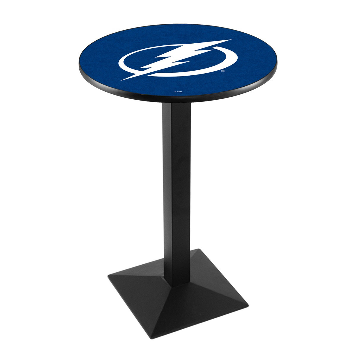 Choose Tampa Bay Lightning Logo Pub Bar Table Square Stand Product Photo