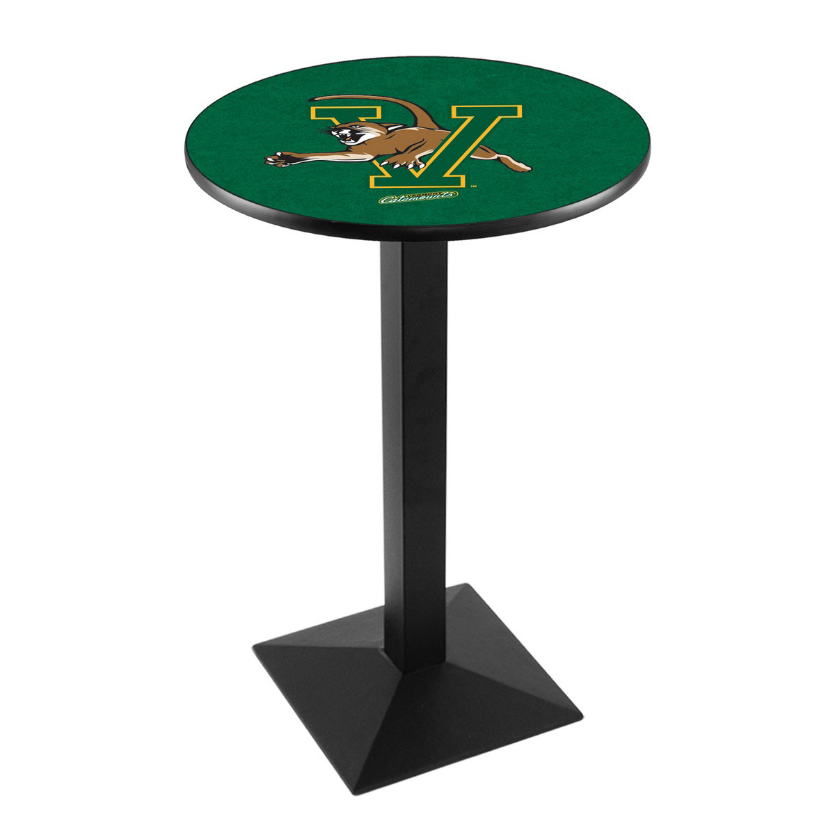 Impressive University Vermont Logo Pub Bar Table Square Stand 8 392