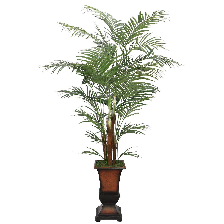 Select Silk-Areca-Palm-Tree-Decorative-Planter Product Picture 923