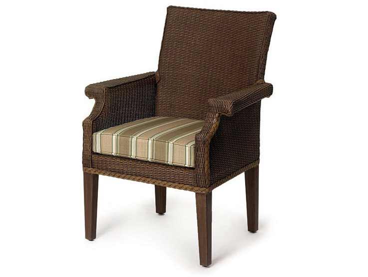 Lloyd flanders hamptons dining chair seat replacement for Replacement dining room chair seats