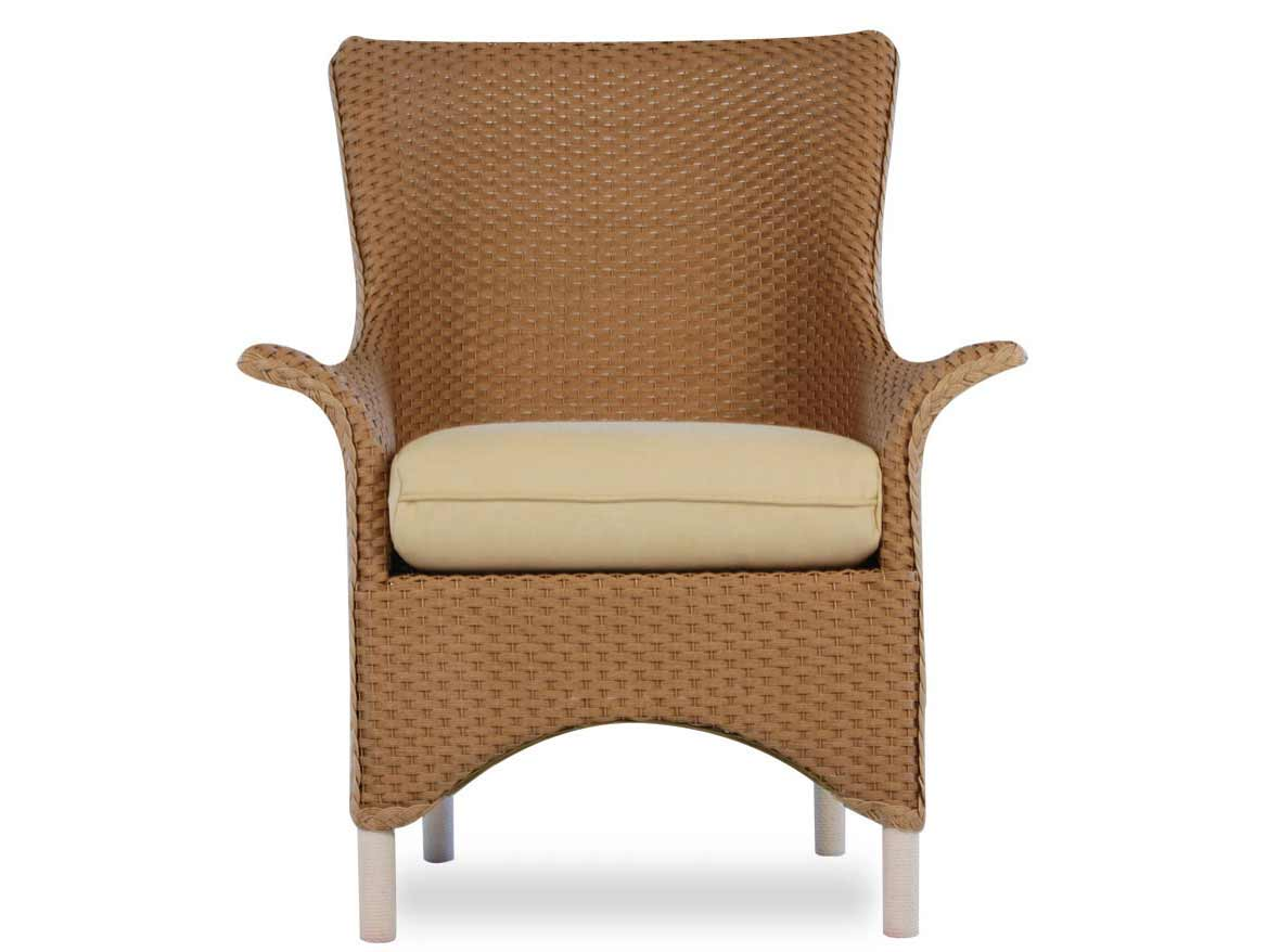 Lloyd Flanders Mandalay Dining Chair Seat Replacement Cushions 27507