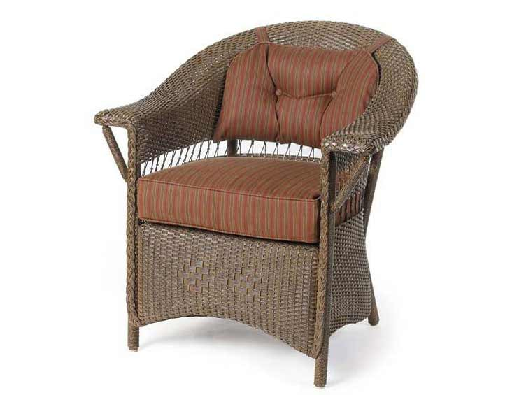 lloyd flanders nantucket dining chair seat replacement cushions 48901