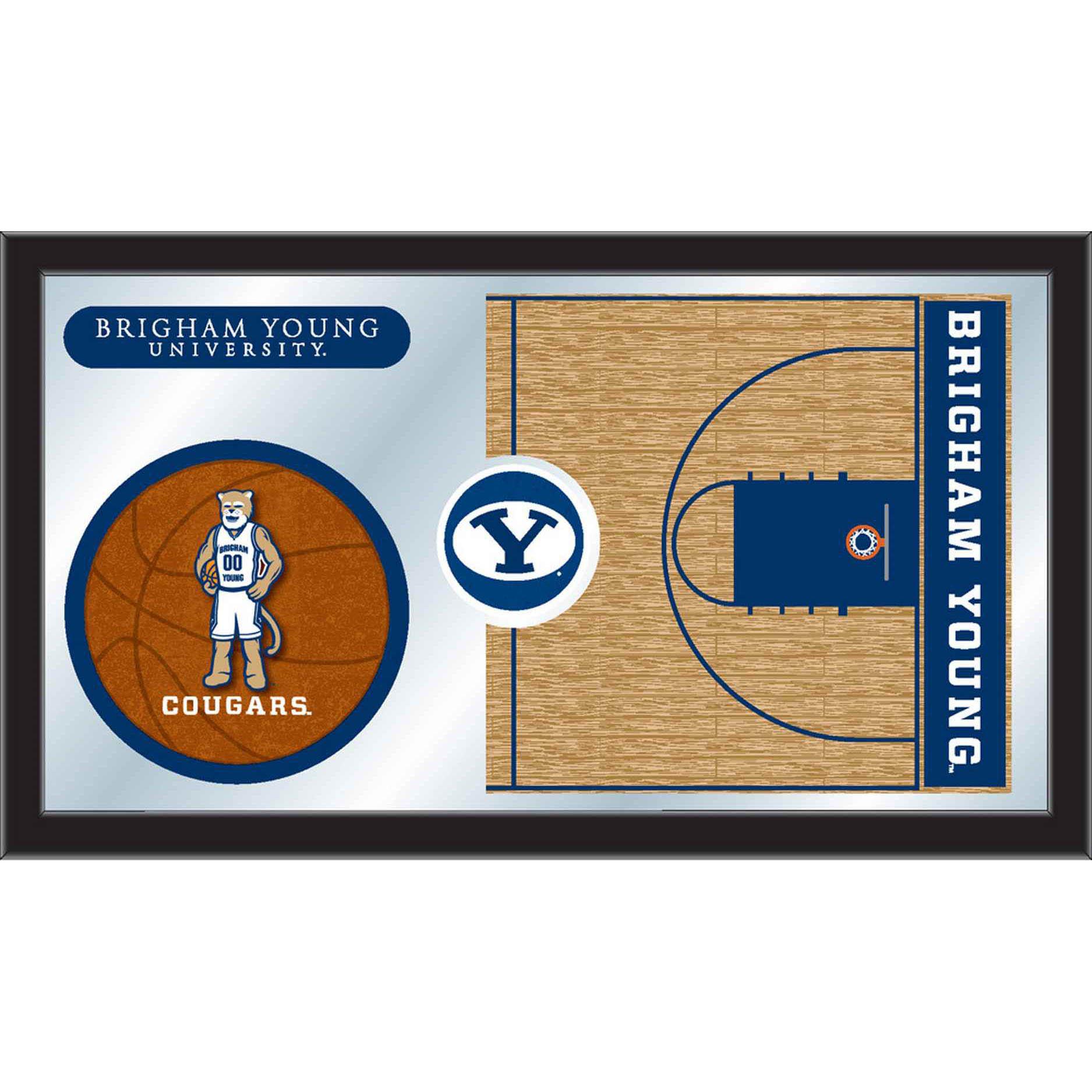 University | Basketball | Brigham | Mirror | Young