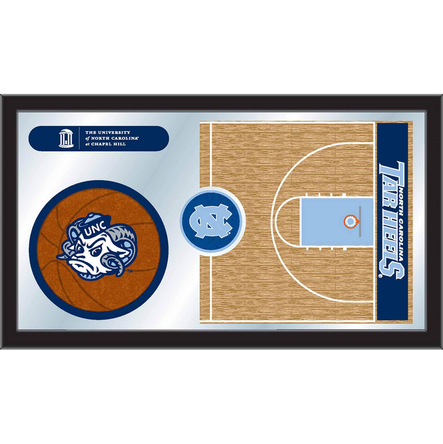 University | Basketball | Carolina | Mirror | North