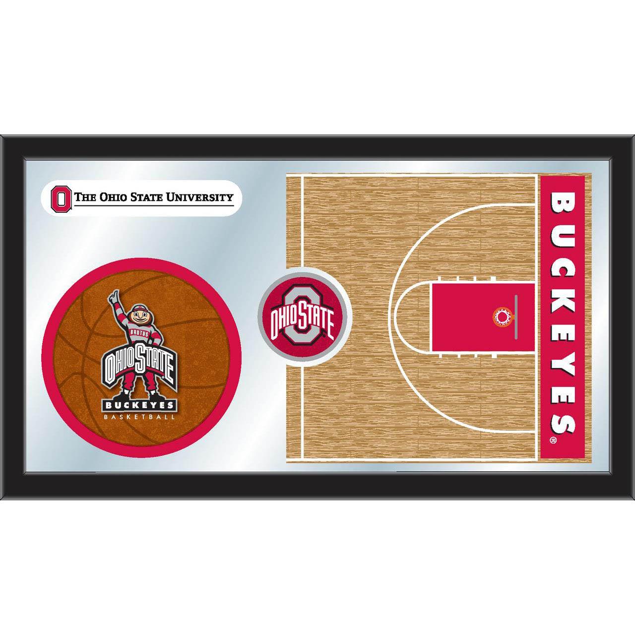 University | Basketball | Mirror | State | Ohio