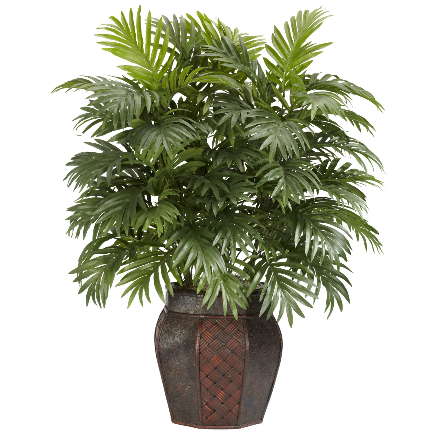 38 inch Areca Palm in Vase 6651