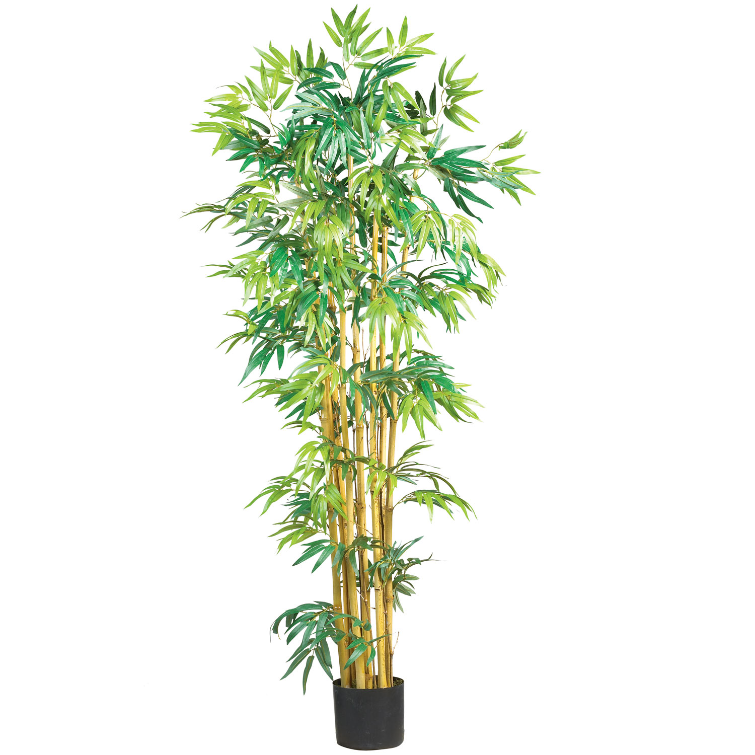 artificial potted bambusa bamboo tree