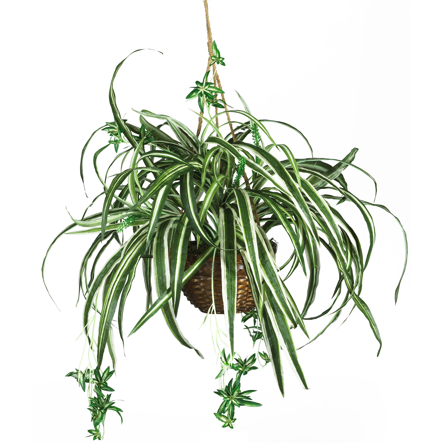artificial hanging plants | fake hanging plants | indoor hanging baskets