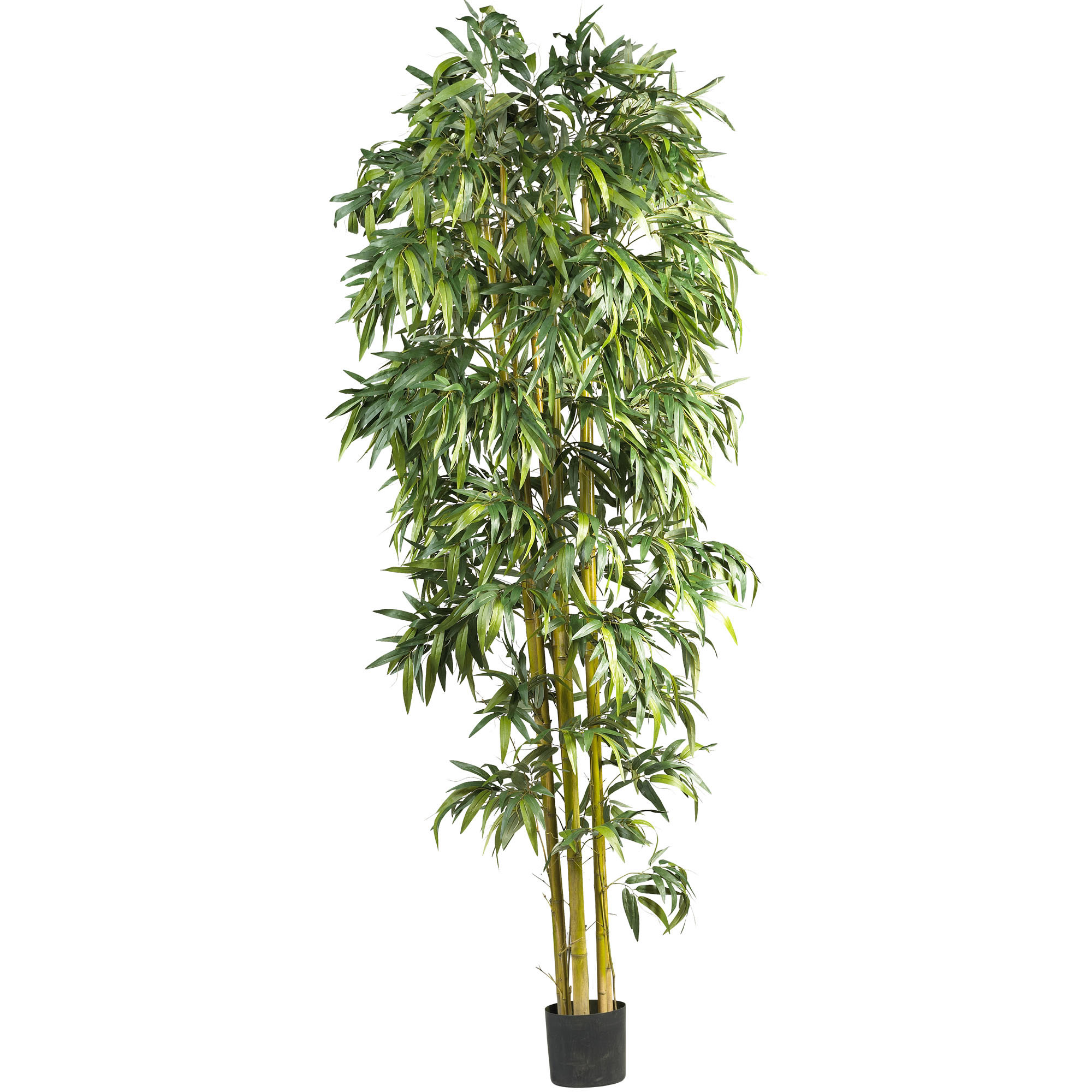 Beautiful Silk Indoor Biggy Style Bamboo Tree Potted Product Photo