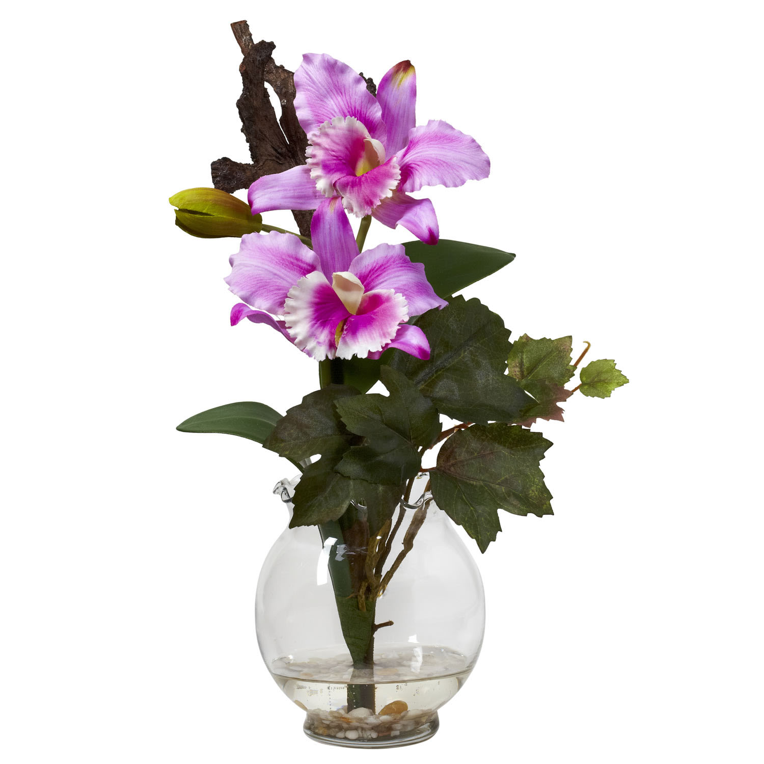 Mini cattleya orchid with fluted vase 1275 reviewsmspy