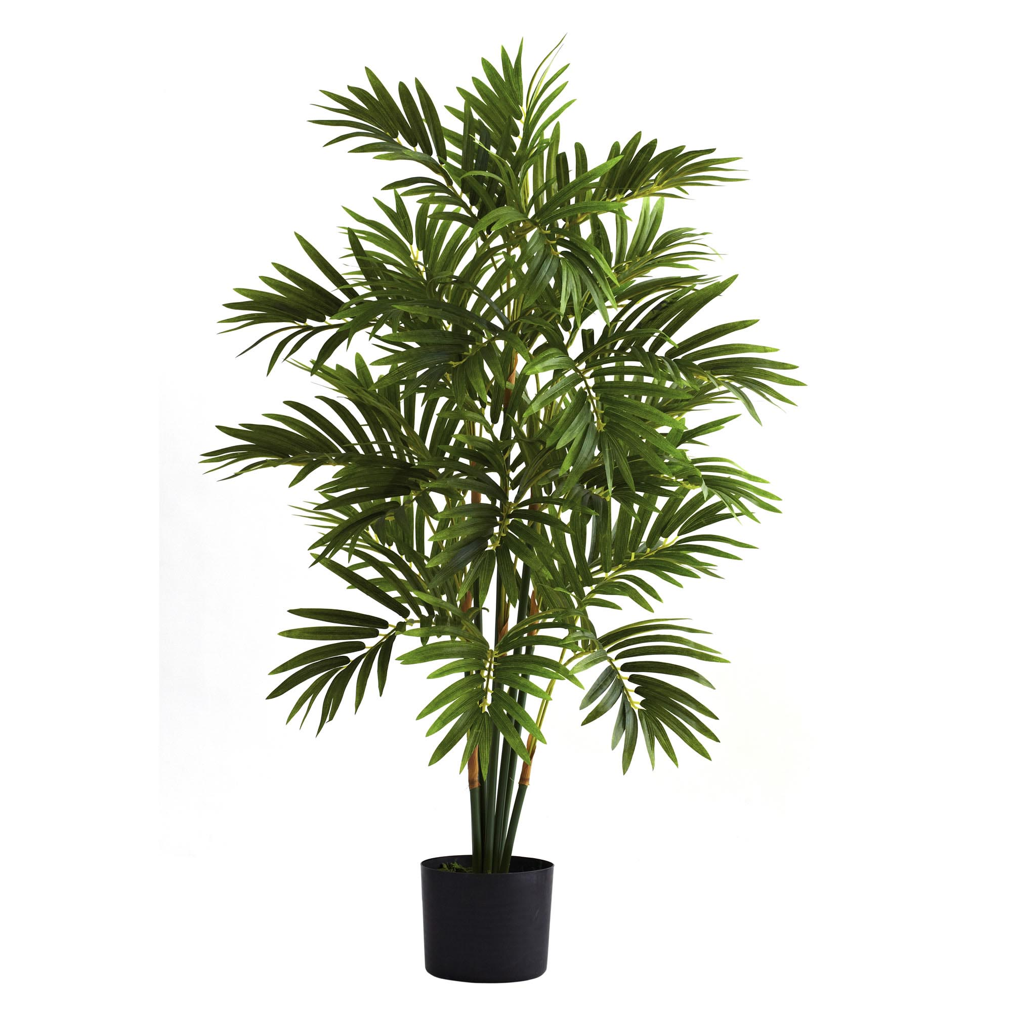3 foot artificial areca palm tree potted 5355 for Pictures of areca palm plants