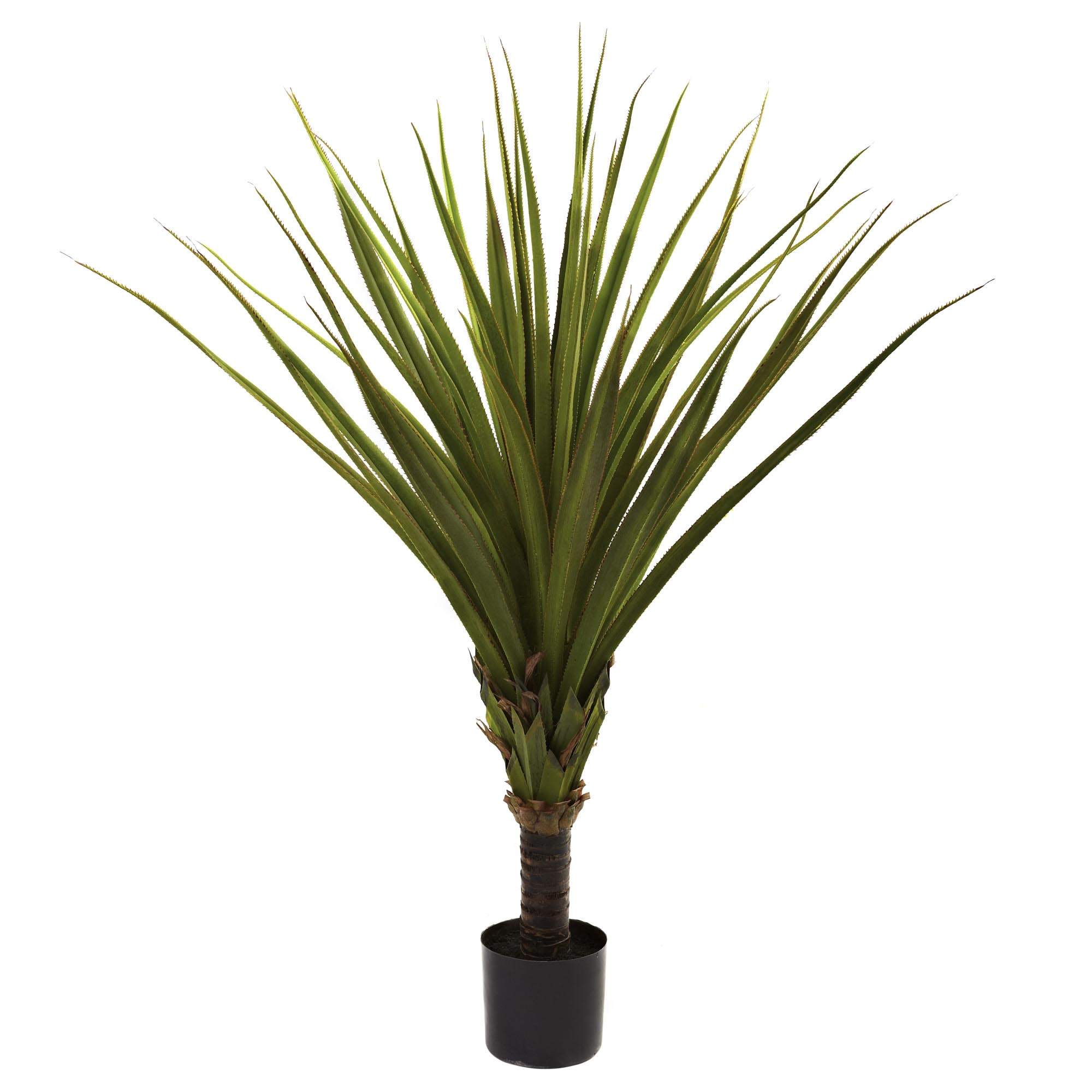 Select Artificial Spiked Agave Plant Potted Product Photo