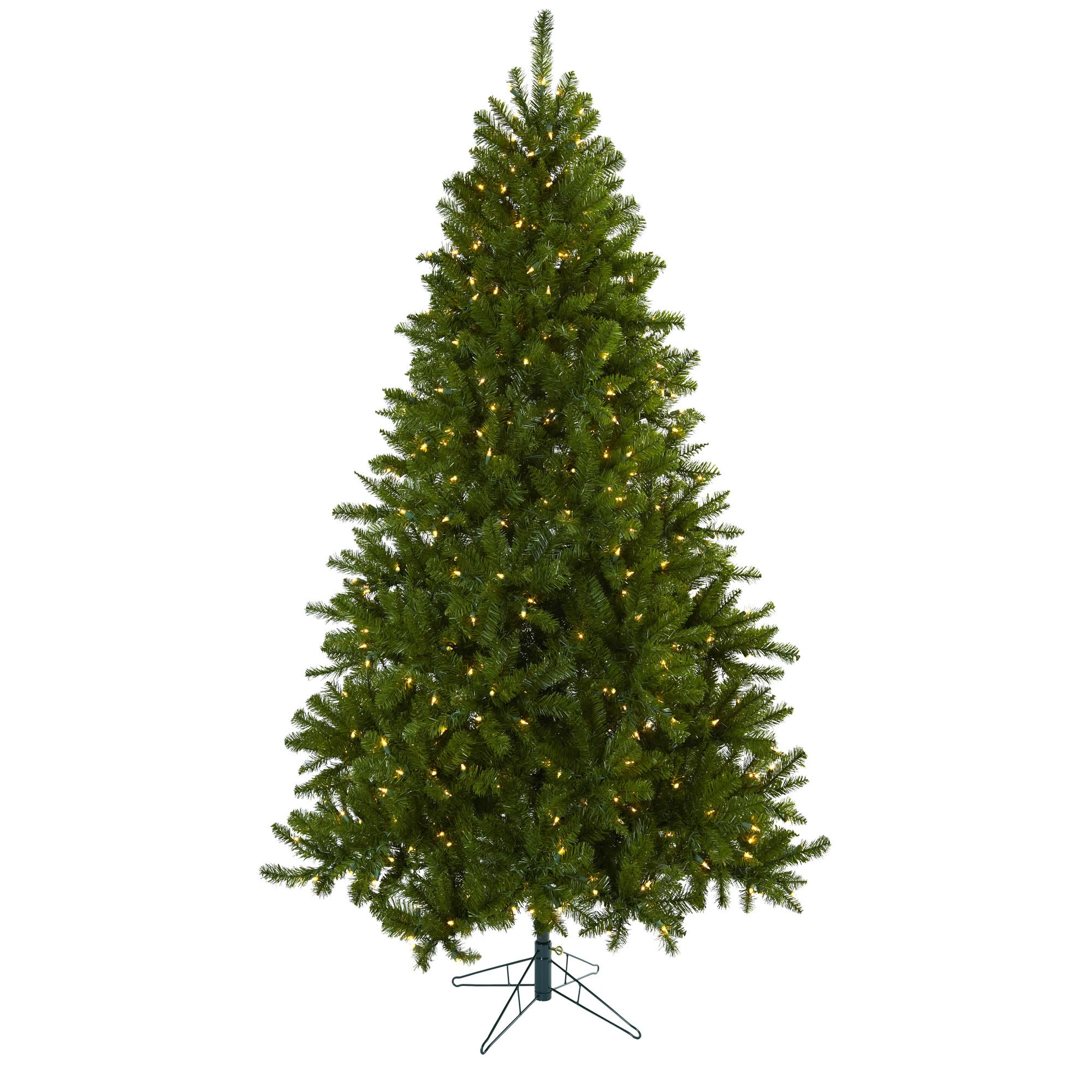 Choose Artificial Windermere Christmas Tree Clear Lights 1 8