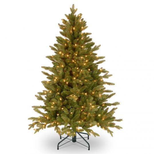 slim logo pepvc avalon spruce medium tree mini lights