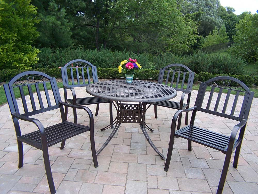 Impressive Elite Rochester Dining Set Product Photo