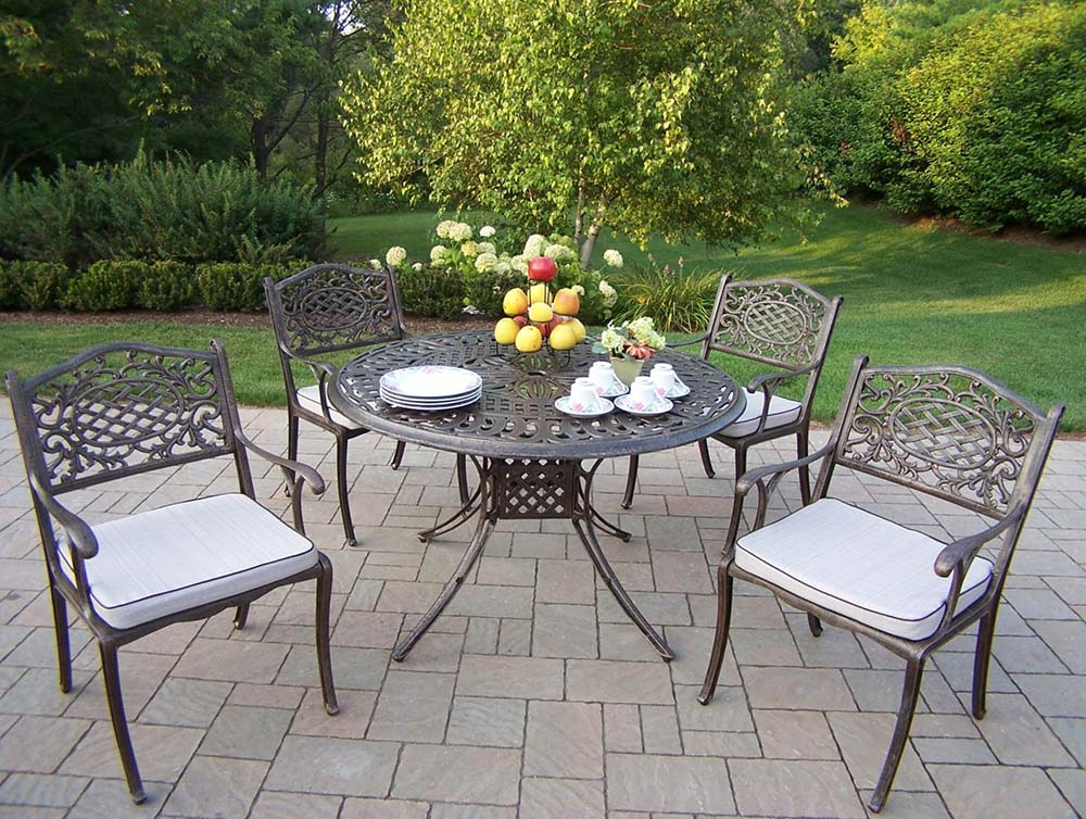 Select Capitol Mississippi Dining Set Cushions 13 324