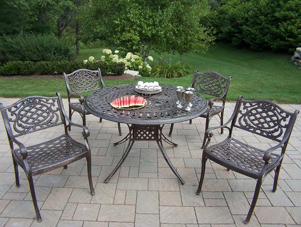 User friendly Capitol-Mississippi-Patio-Dining-Set Product Image 392