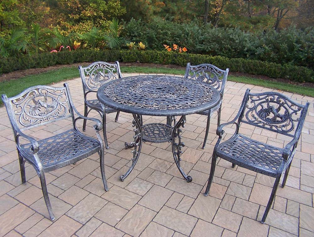 Search Mississippi Hummingbird Outdoor Dining Set Product Photo