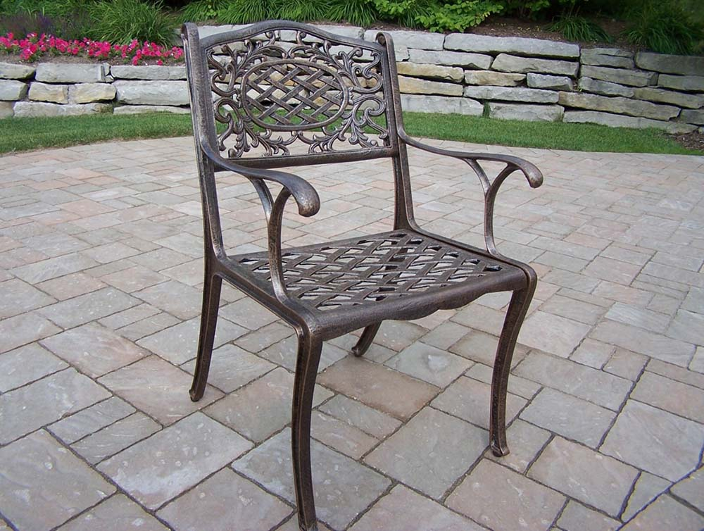 Mississippi | Aluminum | Outdoor | Patio | Chair