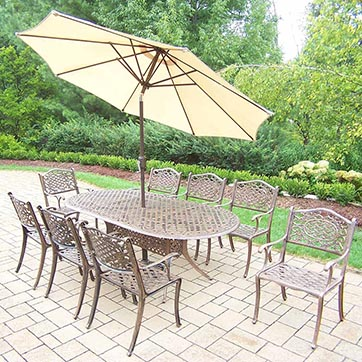 Best patio furniture top rated high quality outdoor for Best rated patio furniture