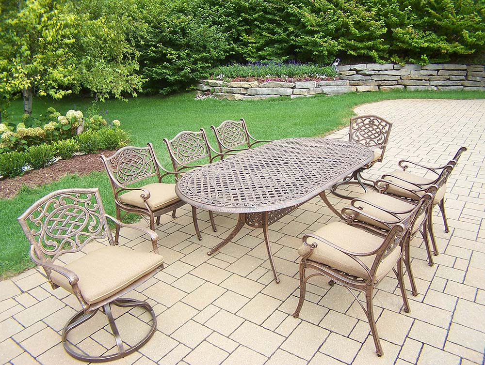 New Mississippi Dining Set Table Chairs Rockers Product Photo