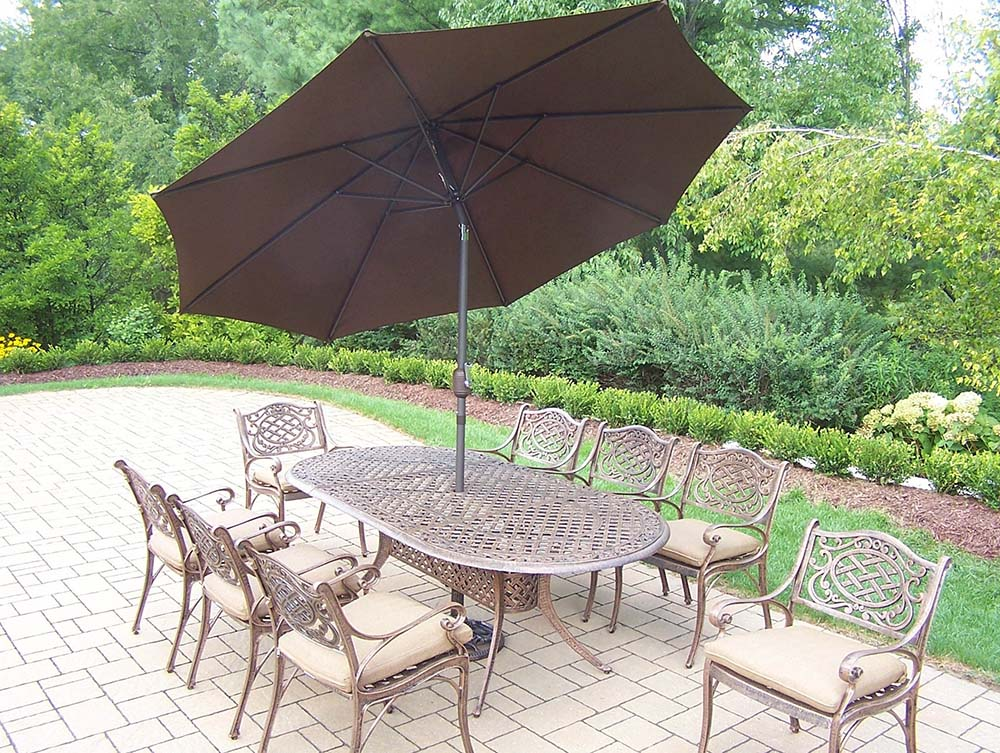 Choose Mississippi Set Chairs Table Umbrella 2 339