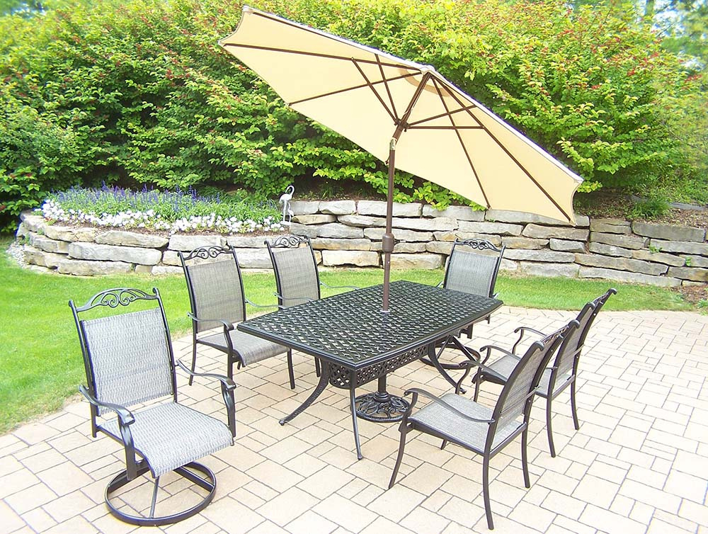 Select Black-Set-Table-Rockers-Chairs-Umbrella-Stand Product Picture 183