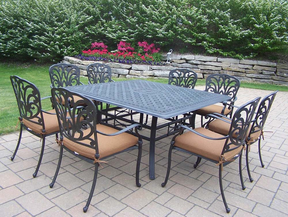 Superb-quality Antique Hampton Dining Set Cushions Product Photo