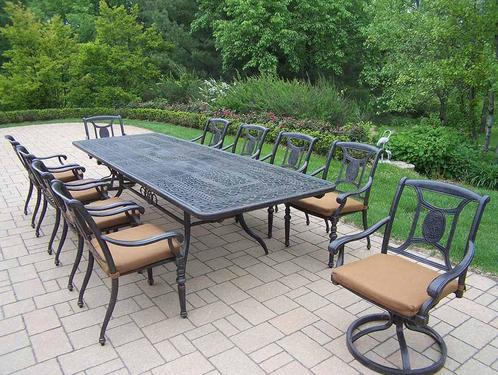 Purchase Aged Victoria Set Table Chairs Swivels Product Photo