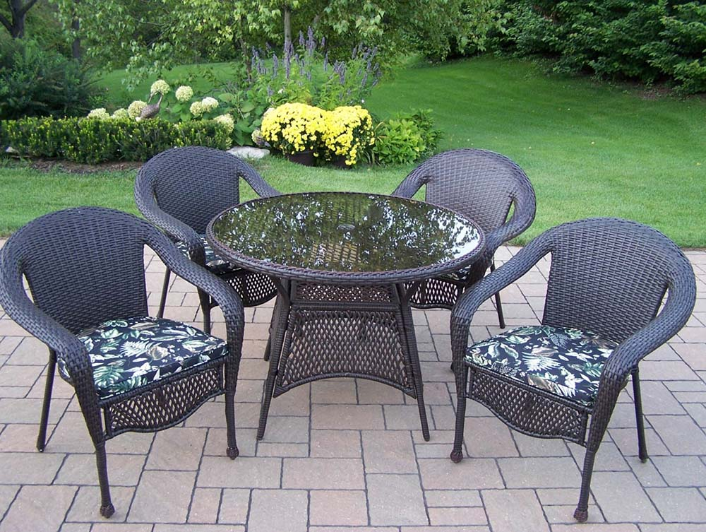 Select Coffee-Elite-Resin-Wicker-Floral-Dining-Set Product Picture 319