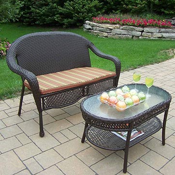 The best wicker patio furniture of 2017 top rated wicker for Best rated patio furniture