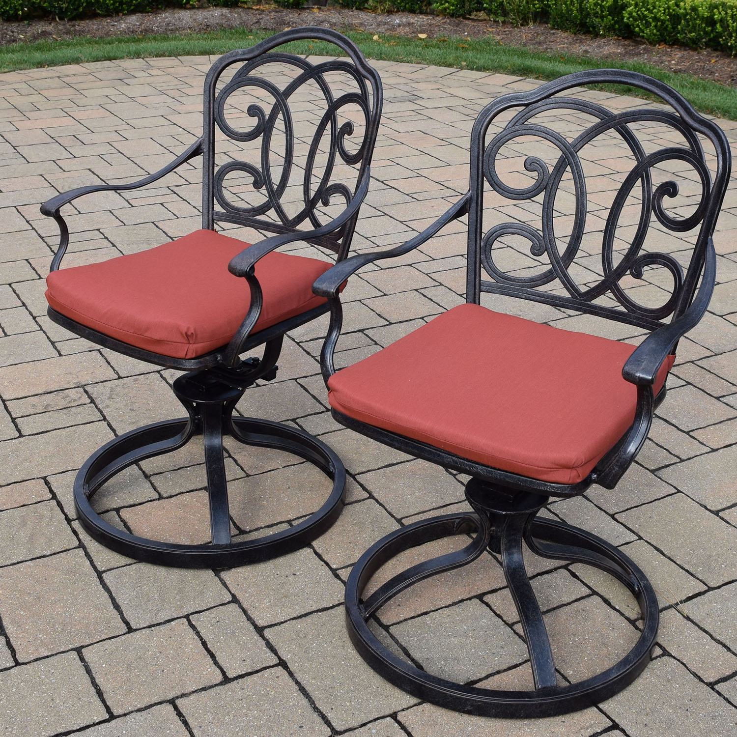 Buy Berkley-Aluminum-Swivel-Rockers Product Image 8