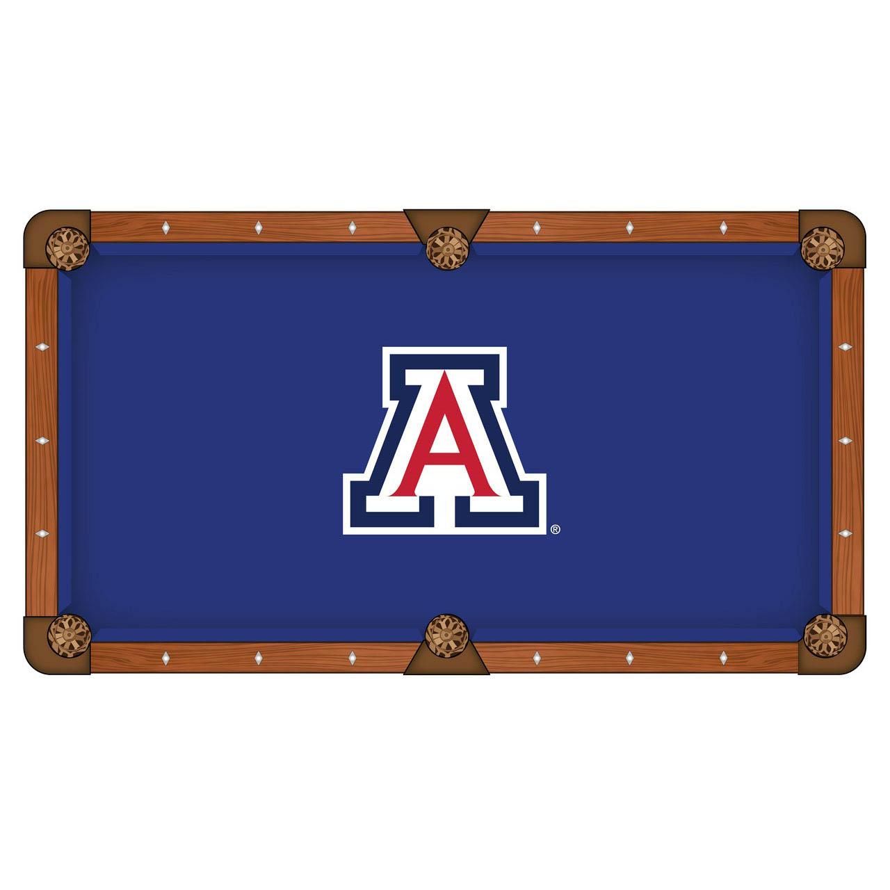 Choose University Arizona Pool Table Cloth Product Photo