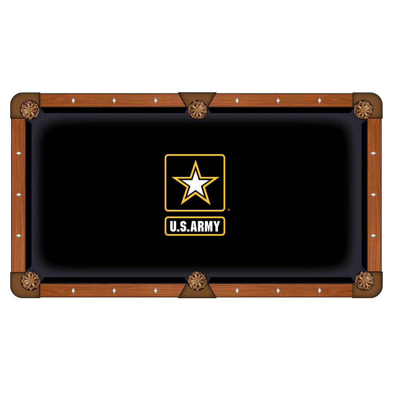 Purchase United States Army Pool Table Cloth Product Photo