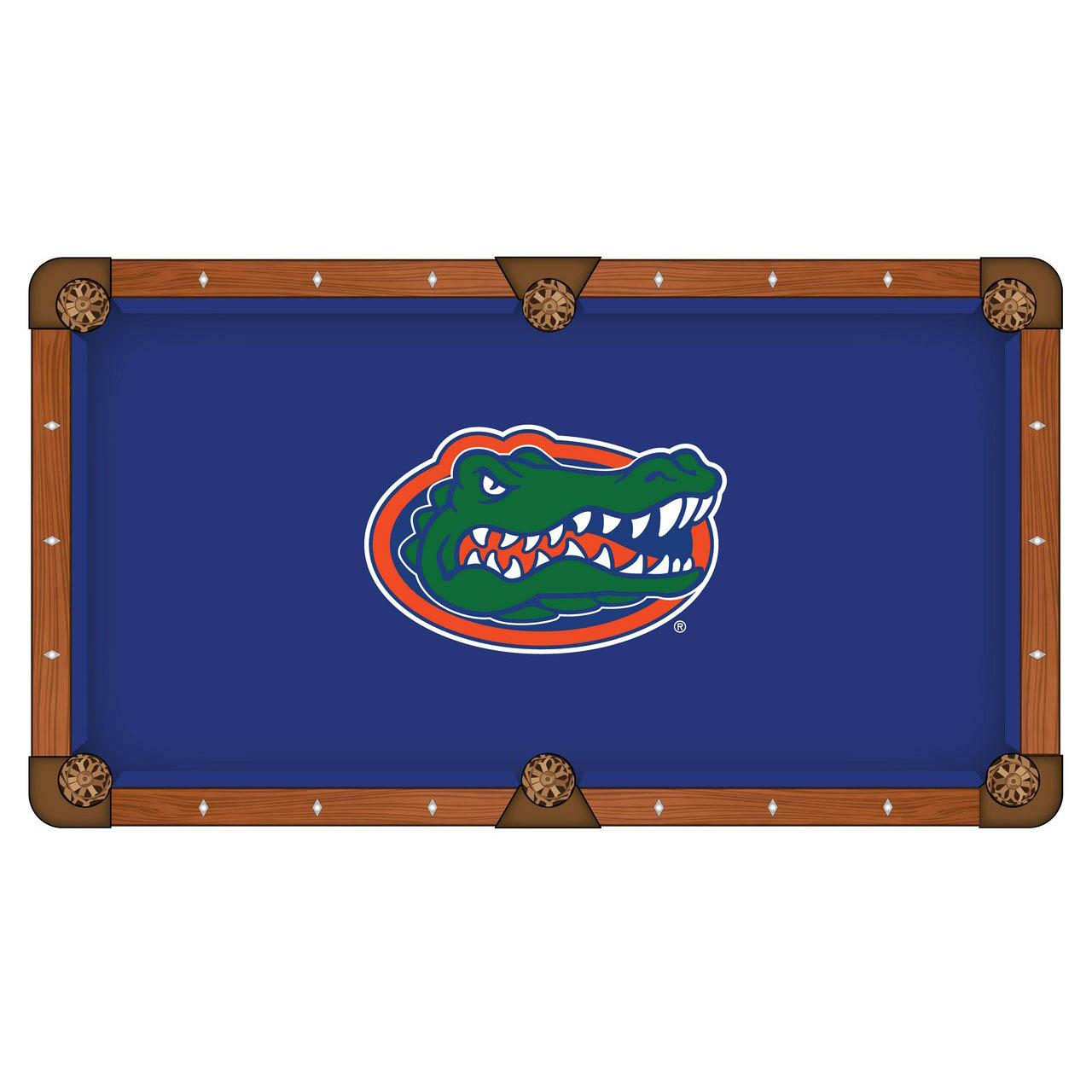 Lovable University Florida Pool Table Cloth Product Photo