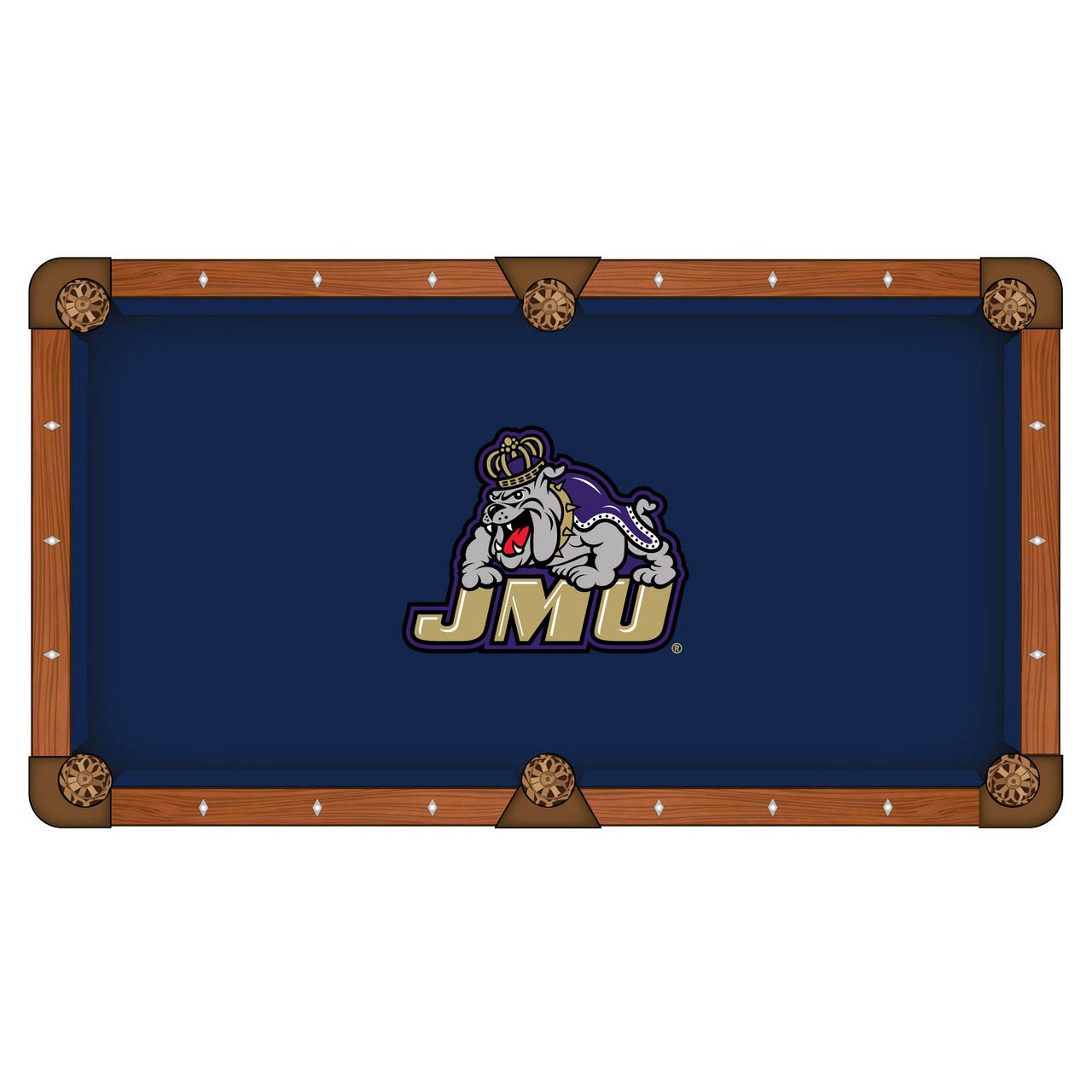 Search James Madison University Pool Table Cloth Product Photo