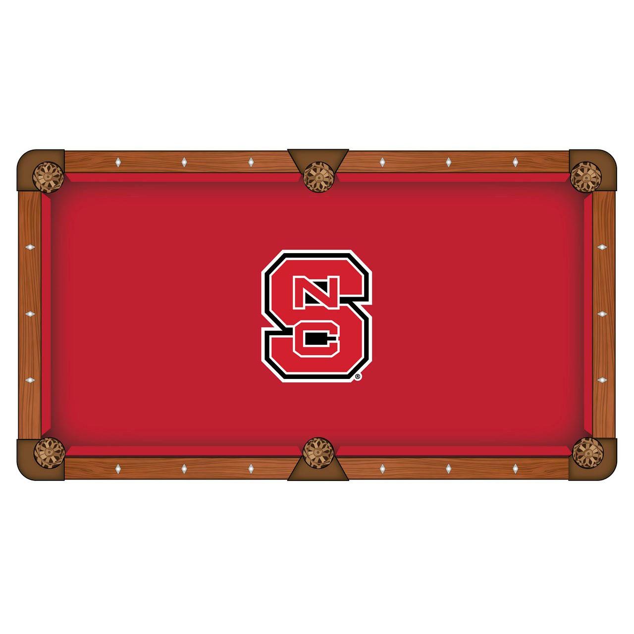 Serious North Carolina State University Pool Table Cloth Product Photo